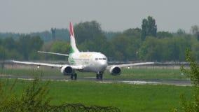 Somon luftBoeing 737 avvikelse lager videofilmer