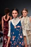 Somos desfile de moda emparentado Foto de archivo libre de regalías