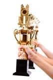 Somos los campeones Foto de archivo libre de regalías