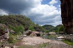 Somoto峡谷 免版税库存图片