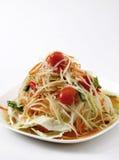 Somtum Delicious Thai Food Stock Photography