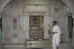 Somwar Peth Jain Temple, Pune. Maharashtra Royalty Free Stock Photography