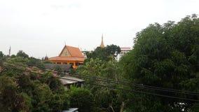 Somwhere i Thailand Royaltyfria Bilder
