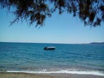Somwhere w Grecja obrazy stock
