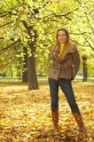 Son automne ! 2 Images libres de droits