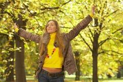 Son automne ! 2 Photos stock