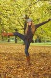 Son automne ! 2 Image libre de droits