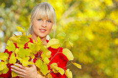 Son automne ! Image stock