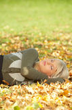 Son automne ! Images stock