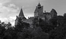 Son de château, Roumanie Images libres de droits