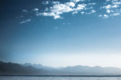 Son-Kul Lake. Picture during my trip around the South of Kyrgyzstan Royalty Free Stock Photos