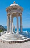 Son Marroig (Majorca). Son Marroig Temple (Majorca, Balearic Islands stock photos