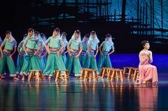 """Son mujeres de Huian y sueño del """"The del drama de la mujer-danza del xunpu del  de seda marítimo de Road†Foto de archivo"""