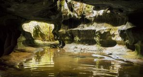 Son Tra. Cave , Chau Doc,  Viet Nam Stock Photos