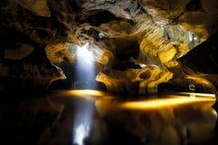 Son tra caver. Caver in ha tien viet nam royalty free stock photo