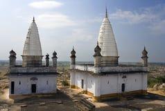 Sonagiri - Bundelkhand - Madhya Pradesh - India. Sonagiri in the Bundelkhand area of Madhya Pradesh region of India. There are 77 Jain temples at Sonagiri Royalty Free Stock Photography
