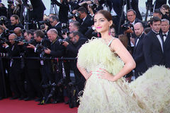 Sonam Kapoor Royalty Free Stock Images