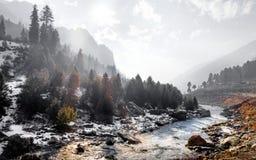 Sonamarg, Cachemire, Inde Images stock