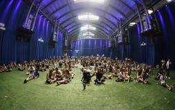 Sonar festival 065 Stock Photos