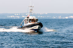 Sonar 4. Hydrographic sub-unit of the Maritime Office in Gdynia stock images
