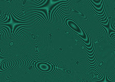 Sonar Waves Stock Image
