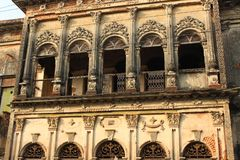 Sonargan histrionically Platz Architekten-Bangladesh stockfotografie