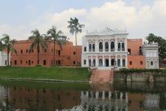Sonargaon,纳拉扬甘杰市在孟加拉国 库存图片