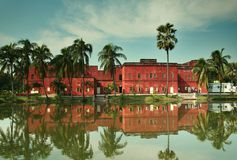 Sonargaon museum Stock Photo