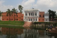 Sonargaon, Narayanganj in Bangladesh. Panam City is situated at Sonargaon, Narayanganj in Bangladesh. It is an ancient historical city in Bangladesh stock image