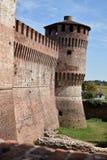 Soncino-克雷莫纳-意大利02的中世纪城堡 库存图片