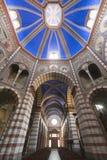 Soncino (Cremona, Italien) Lizenzfreies Stockbild