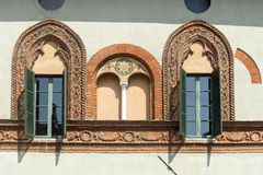 Soncino (Cremona, Italy) Royalty Free Stock Photography