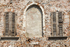 Soncino (Cremona, Italy) Stock Image