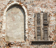 Soncino (Cremona, Italy) Stock Images