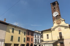 Soncino (Cremona) Stock Photography