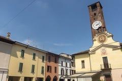 Soncino (Cremona) Stock Photography