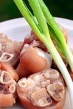 sonderbare chinesische Nahrung Stockfotos