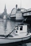 Sonderborg harbor (3), Denmark Stock Images