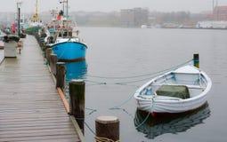 Sonderborg harbor (2), Denmark Stock Photos