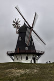 Sonderho windmill on Fano in Denmark Royalty Free Stock Image