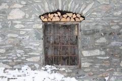 Sonderkommando der Alpen stockfoto
