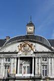 Sonderkommando des Prinz-Bischofs Palace, Lüttich, wallonische Region von Belgien stockfotografie