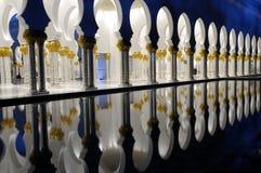 Sonderkommando des Scheichs Zayed Mosque Lizenzfreies Stockbild