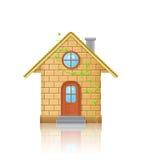 Sonderkommando-Haus-Abbildung vektor abbildung