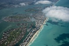 Sonderkommando von Miami, Florida lizenzfreies stockfoto
