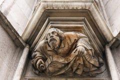 Sonderkommando von Notre Dame du Sablon Lizenzfreies Stockbild