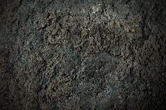 Sonderkommando von vulkanischen stein- Etna Italy stockbilder