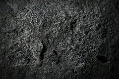 Sonderkommando von vulkanischen stein- Etna Italy stockfoto