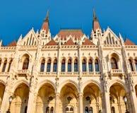 Sonderkommandos des ungarischen Parlaments Stockbilder