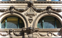 Sonderkommandos von Art Nouveau Stockbilder